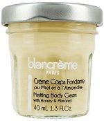 Blancreme Melting Body Cream with Honey & Almond - Топящ се крем за тяло с мед и бадем в стъклено бурканче -
