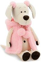 """Кучето Кенди - Пухкав стил - Плюшена играчка от серията """"Orange Life"""" -"""