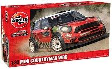 Състезателен автомобил - MINI Countryman WRC - Сглобяем модел -