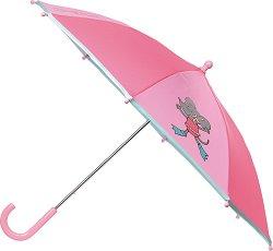 Детски чадър - Мишле -