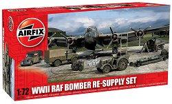Машини за презареждане на бомбардировач - Сглобяеми модели -
