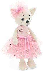 """Кученцето Лили - Блясък - Плюшена играчка от серията """"Lucky Doggy"""" -"""