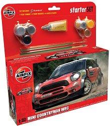 Състезателен автомобил - MINI Countryman WRC -