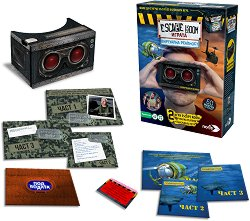 Escape Room - Виртуална реалност - Настолна логическа игра -