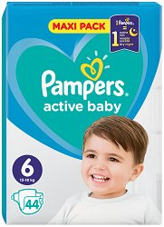 Pampers Active Baby 6 -