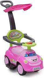 Детска кола за бутане - Smile - кукла