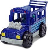 """Нощен нинджа бус - Детска играчка от серията """"PJ Masks"""" - играчка"""