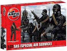 Специална въздушна служба - SAS - макет