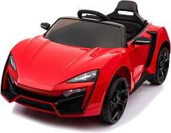 Детска акумулаторна кола - Rock - Комплект с дистанционно управление -