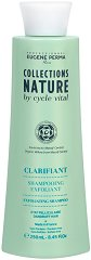 """Cycle Vital Clarifying Exfoliating Shampoo - Професионален ексфолиращ шампоан против пърхот от серията """"Clarifying"""" -"""
