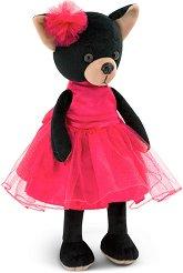 """Кученцето Блеки - Кармен - Плюшена играчка от серията """"Lucky Doggy"""" -"""