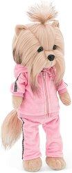 """Кученцето Йойо - Фитнес - Плюшена играчка от серията """"Lucky Doggy"""" -"""