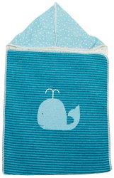 """Бебешко одеяло за изписване - Кит - Размери 45 x 76 cm от серия """"Juwel"""" -"""