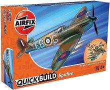 Британски самолет - Spitfire - Детски конструктор -