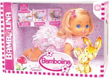 """Пълзяща кукла - Интерактивна играчка от серията """"Bambolina"""" -"""