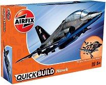 Британски изтребител - BAe Hawk  - Детски конструктор -