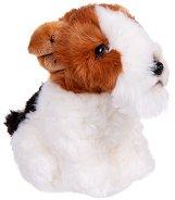 Куче - Фокс териер - Плюшена играчка -