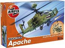 Американски хеликоптер - Apache - Детски конструктор -