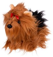 Куче - Йоркширски териер - Плюшена играчка -