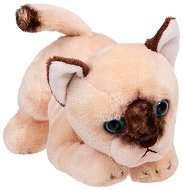 Сиамско котенце - Плюшена играчка -