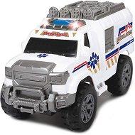"""Линейка със звук и светлини - Ambulance - Играчка с моторизирано задвижване от серията """"Action"""" -"""