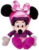 Мини Маус - Автомобилен състезател - Плюшена играчка -