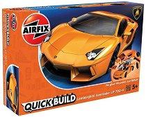 Спортен автомобил - Lamborghini Aventador - Детски конструктор -
