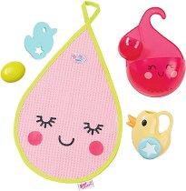 """Комплект за баня - Бейби Борн - За кукла от серията """"Baby Born"""" -"""