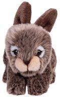 Кафяво зайче - Плюшена играчка - играчка