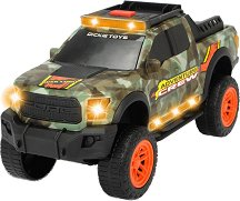 """Пикап - Ford F150 Adventure - Детска играчка със звукови и светлинни ефекти от серията """"Action"""" - играчка"""