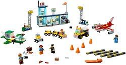 """Летище - Детски конструктор от серията """"LEGO Juniors"""" -"""