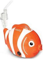Детски компресорен инхалатор - Nemo -