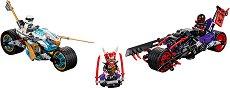 """Улично състезание - Детски конструктор от серията """"LEGO Ninjago: Masters of Spinjitzu"""" -"""