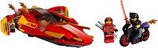 """Катана V11 - Детски конструктор от серията """"LEGO Ninjago: Masters of Spinjitzu"""" -"""