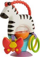 Активна играчка - Зебра - За бебета над 3 месеца -
