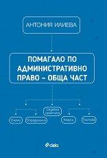 Помагало по административно право - обща част - Антония Илиева -