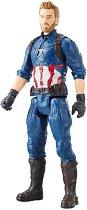 """Капитан Америка - Екшън фигура от серията """"Отмъстителите"""" -"""