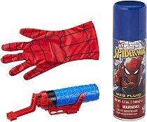 """Изстрелвачка на паяжина - Комплект за игра от серията """"Спайдърмен"""" -"""