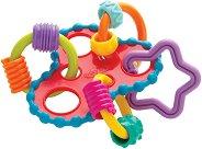 Дрънкалка с дъвкалка - Roundabout - За бебета над 3 месеца -