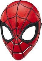 """Спайдърмен - Маска - Играчка със звукови ефекти от серията """"Spider-Man"""" - играчка"""