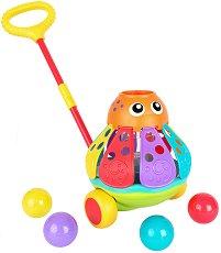 """Октопод - Играчка за бутане от серията """"Jerry's Class"""" - играчка"""