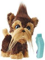 """Кучето Шаги - Фризьорски салон - Интерактивна плюшена играчка от серията """"Hasbro - FurReal Friends"""" -"""