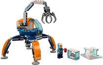 """Арктически ледоход - Детски конструктор от серията """"LEGO: City"""" - играчка"""