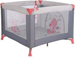 Сгъваема бебешка кошарка - Game Zone -
