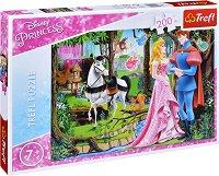 """Среща в гората - Пъзел от серията """"Принцесите на Дисни"""" - играчка"""