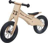 Original - Детски дървен велосипед без педали