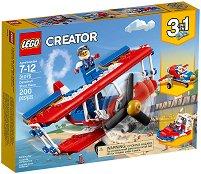 """Машини за каскади - 3 в 1 - Детски конструктор от серията """"LEGO Creator Vehicles"""" - играчка"""