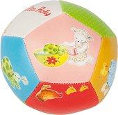 "Мека топка - Животни - Бебешка играчка от серията ""La Grande Famille"" - кукла"