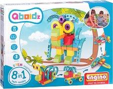 Детски конструктор - 8 в 1 - играчка