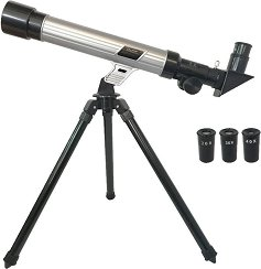 Детски телескоп с триножник - играчка